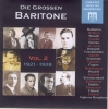 Famous Baritones - 1921-1928 - Vol. 2 (2 CDs)