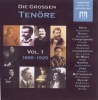 Great Tenors - 1900-1919 - Vol. 1 (2CDs)