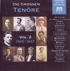 Great Tenors - 1919-1927 - Vol. 2 (2 CDs)