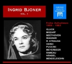 Ingrid Bjoner - Vol. 1 (4 CDs)