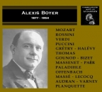Alexis Boyer (2 CDs)