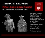 Hermann Reutter - Don Juan und Faust (2 CDs)